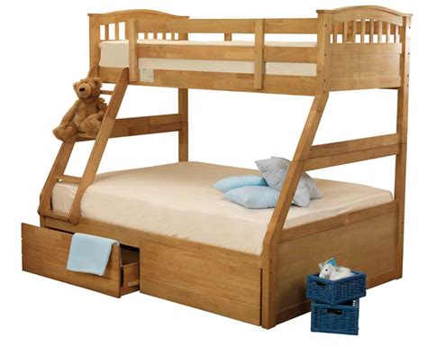 3 Sleeper Bunk Beds by Sweet Dreams Epsom 3 Sleeper Bunk Bed Buy At