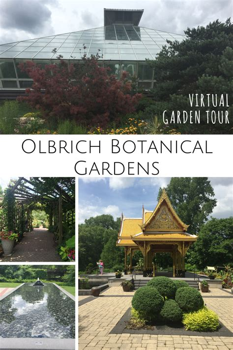 Olbrich Botanical Gardens Olbrich Botanical Gardens Gardening How S