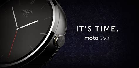 android wear moto 360 motorola announces moto 360 a smartwatch powered by android wear droid