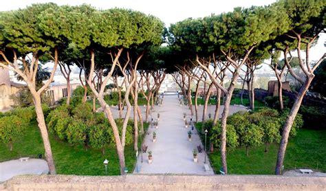 il giardino degli aranci a roma corriere it