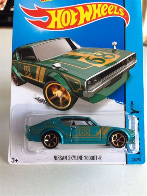 nissan hotwheels wheels nissan skyline 2000 gt r hw city collectives