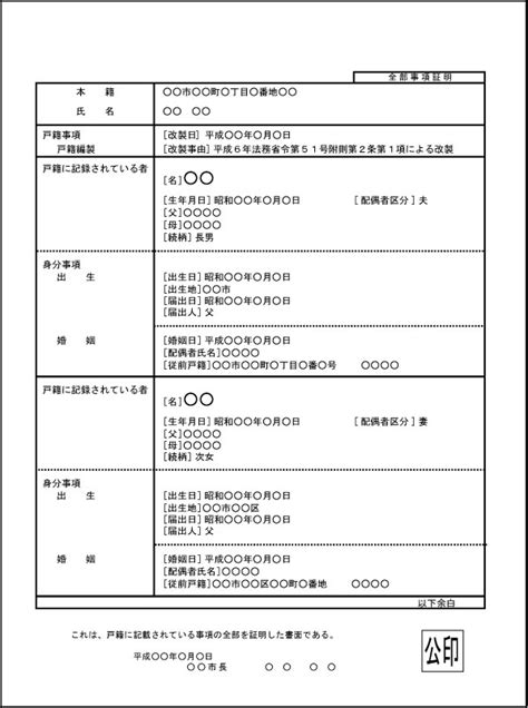Japan Certificate Of Eligibility Criminal Record File Koseki Syoumei Jpg Wikimedia Commons