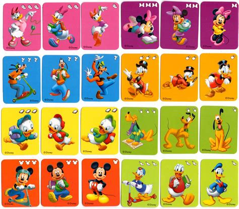 Disney World E Gift Card - miniature disney deck the world of playing cards