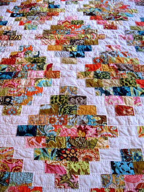 free printable rag quilt patterns strip flip quilt tutorial easy strip quilt patterns for