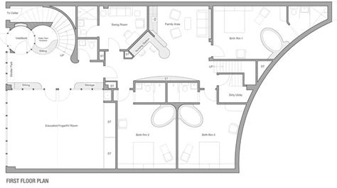 maternity hospital floor plan i can dream right 1st floor floorplan midwifery fun
