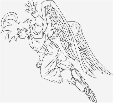 imagenes de goku a color para dibujar dibujos de goku para colorear dibujos para ni 241 os