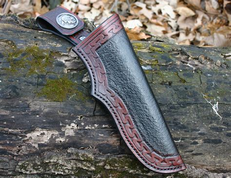 bushcraft knife sheaths bushcraft leather knife sheath mora sheath bushcraft gear