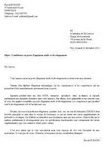 Lettre De Motivation Pour Un Visa De Retour Lettre De Motivation Recrutement It