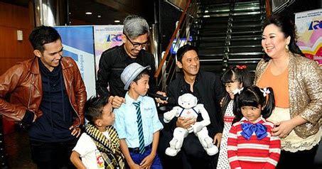 film lucu palembang pemenang idola cilik tahun 2013 bagas asal palembang