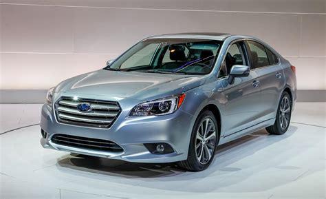 Subaru Legacy 2015 Car And Driver