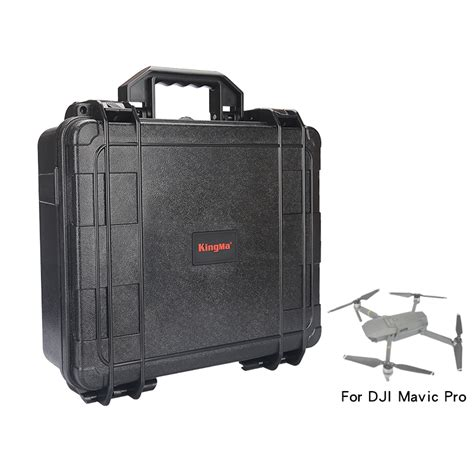Tas Handbag Black For Dji Mavic 1 kingma hardshell luggage waterproof anti shock suitcase strong box for dji mavic pro quadcopter