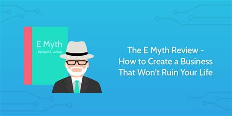 the e myth review how to create a business that won t ruin