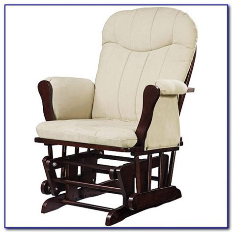 Gliding Chair And Ottoman by Glider Rocking Chairs With Ottoman Chairs Home Design