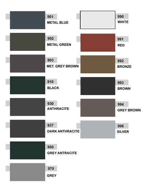 heat resistant paint colors pozosta蛛e narz苻dzia 0173 930 farby 蟒aroodporne antracyt