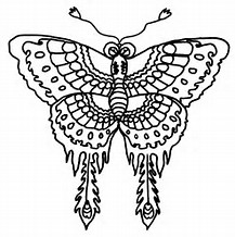 Chinese Kite Coloring Page Download