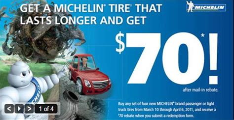 michelin tire rebate michelin tire rebate ness auto sales and service