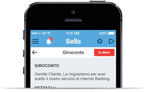 sella mobile sella it app mobile funzionalit 224