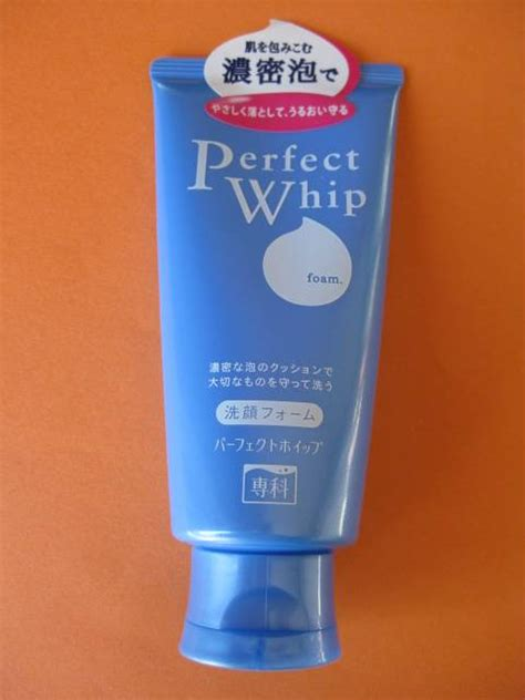 Senka Whip Cleansing Foam 120 Ml Shiseido Senka Whip Washing Cleansing Foam