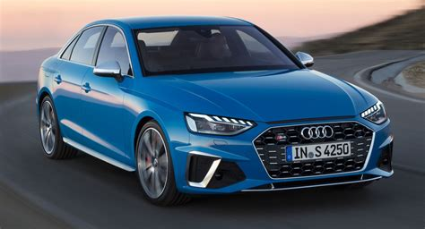 audi facelift a4 2020 2020 audi a4 facelift gets tweaked looks and diesel s4