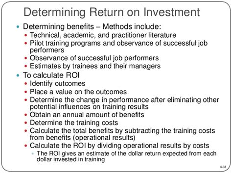 Https Aringo Mba Return On Investment Roi Calculator by Mba760 Chapter 06