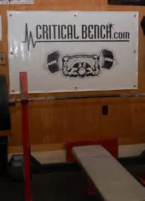 get critical bench interview with celebrity trainer powerlifter clint phillips