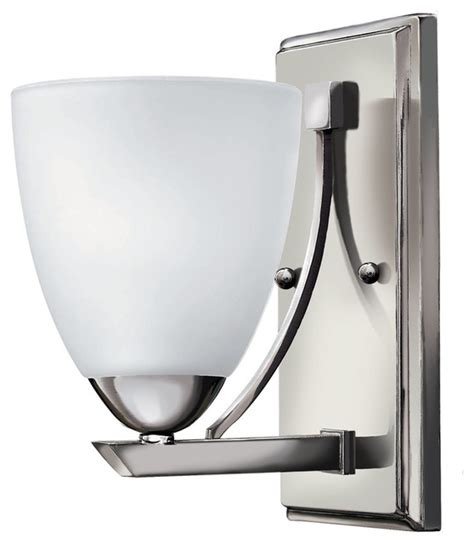 single bathroom light fixtures single light vanity fixtures hinkley lighting single