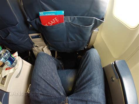 delta leg room delta airlines 737 800 class minneapolis to salt lake city