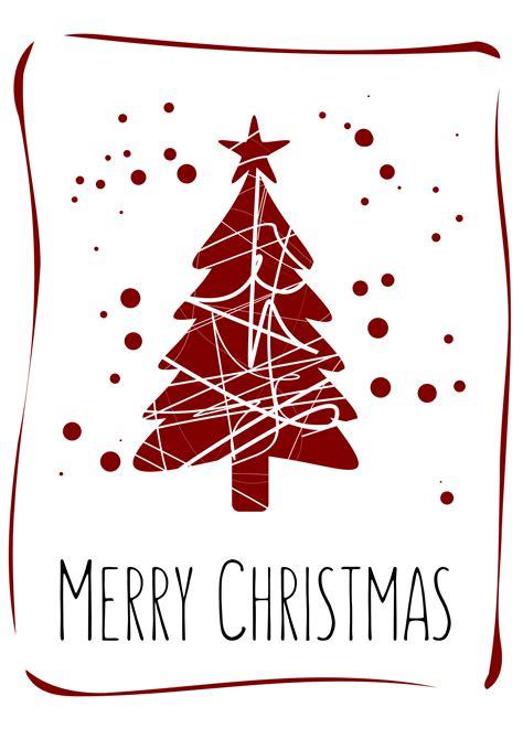 clipart christmas card design
