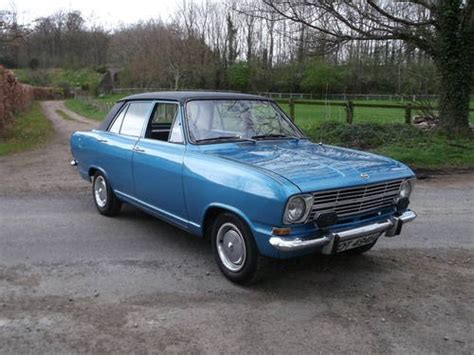 For Sale 1970 Opel Kadett B 4 Door 1 Family Owned