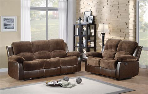 homelegance reclining sofa reviews cranley dark brown power double reclining sofa from