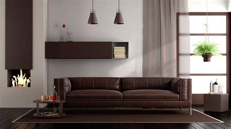 sofas decoracion c 243 mo combinar un sof 225 marr 243 n hogarmania
