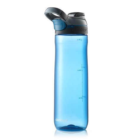 water with lid contigo cortland water bottle with autoseal lid monaco