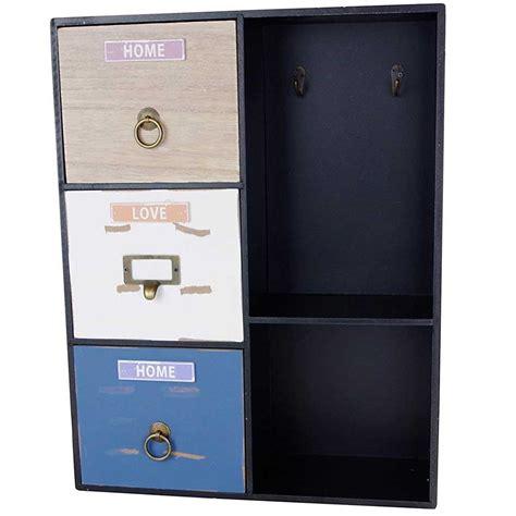 armadietto ufficio armadietto a parete cassettiera 2 ganci chiavi arredo
