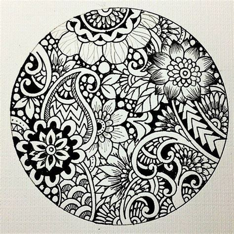 how to draw zentangle flowers google search art 17 best images about mandalas on pinterest dibujo back