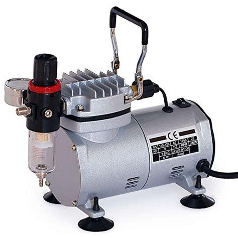 Air Brush Multi Pro ophir dual airbrush kit with air tank compressor
