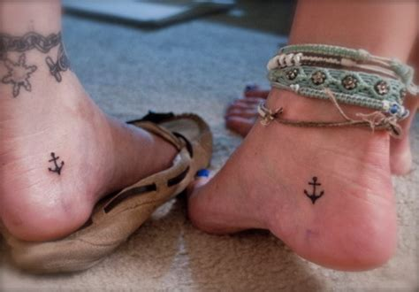 best friend foot tattoos friendship tattoos and designs page 15
