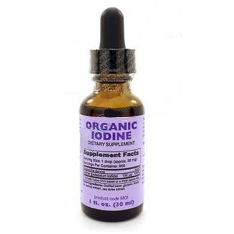 Iodine Detox Fatigue by Professional Complementary Health Formulas Potassium