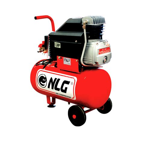 Nlg Air Compressor 24 L Ac 1001 nlg direct driven air compressor kompresor angin