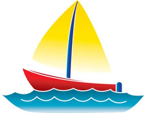 clipart boat on water boat cartoon quotes quotesgram