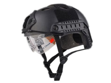 Helm Emerson Hitam helmet aksesoris lapakairsoft jual airsoft gun