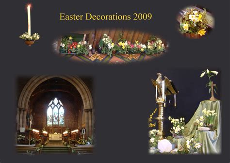 easter decorations 2008