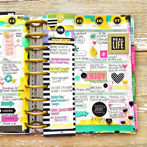 planner layout create 365 the happy planner painty may week me my