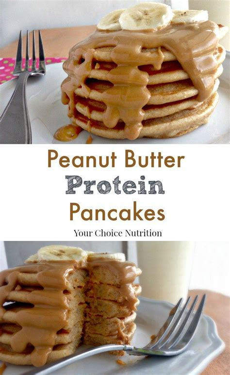 peanut butter comfort best 25 protein pancakes ideas on pinterest high