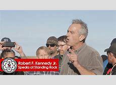 Robert F. Kennedy Jr. Against DAPL | Standing Rock Nov 15 ... Dapl News Conference