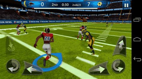 football for android 5 best free nfl football for android