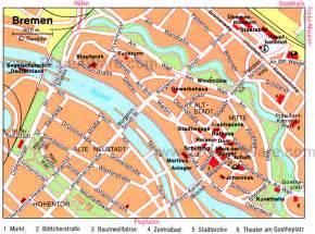 bremen city map 10 top tourist attractions in bremen easy day trips planetware