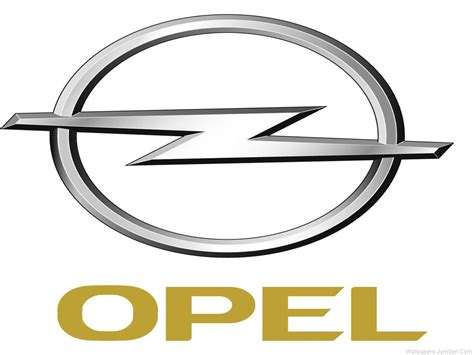 Logo Opel Opel Logo Wallpapers
