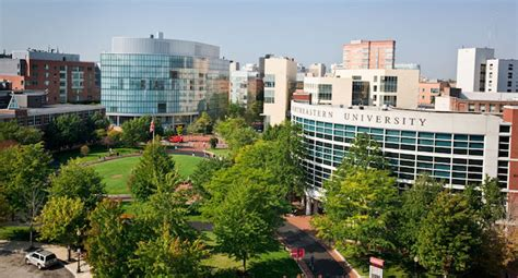 Northeastern Mba Ranking by Co Op Program Mixes Real World Classroom