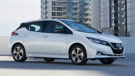 2019 Nissan Leaf by 2019 Nissan Leaf Gets E Version With More Power Better Range