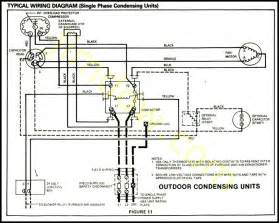rheem condenser fan wiring diagram wiring diagram website